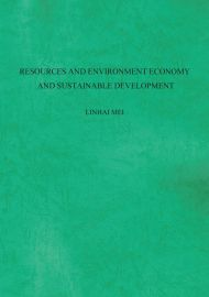Resources And Environment Economy and Sustainable Development